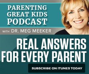 Dr. Meg Meeker's Parenting Podcast