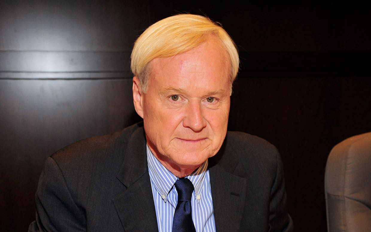 Chris Matthews Warns That Trump Could Be Re-Elected in a Landslide