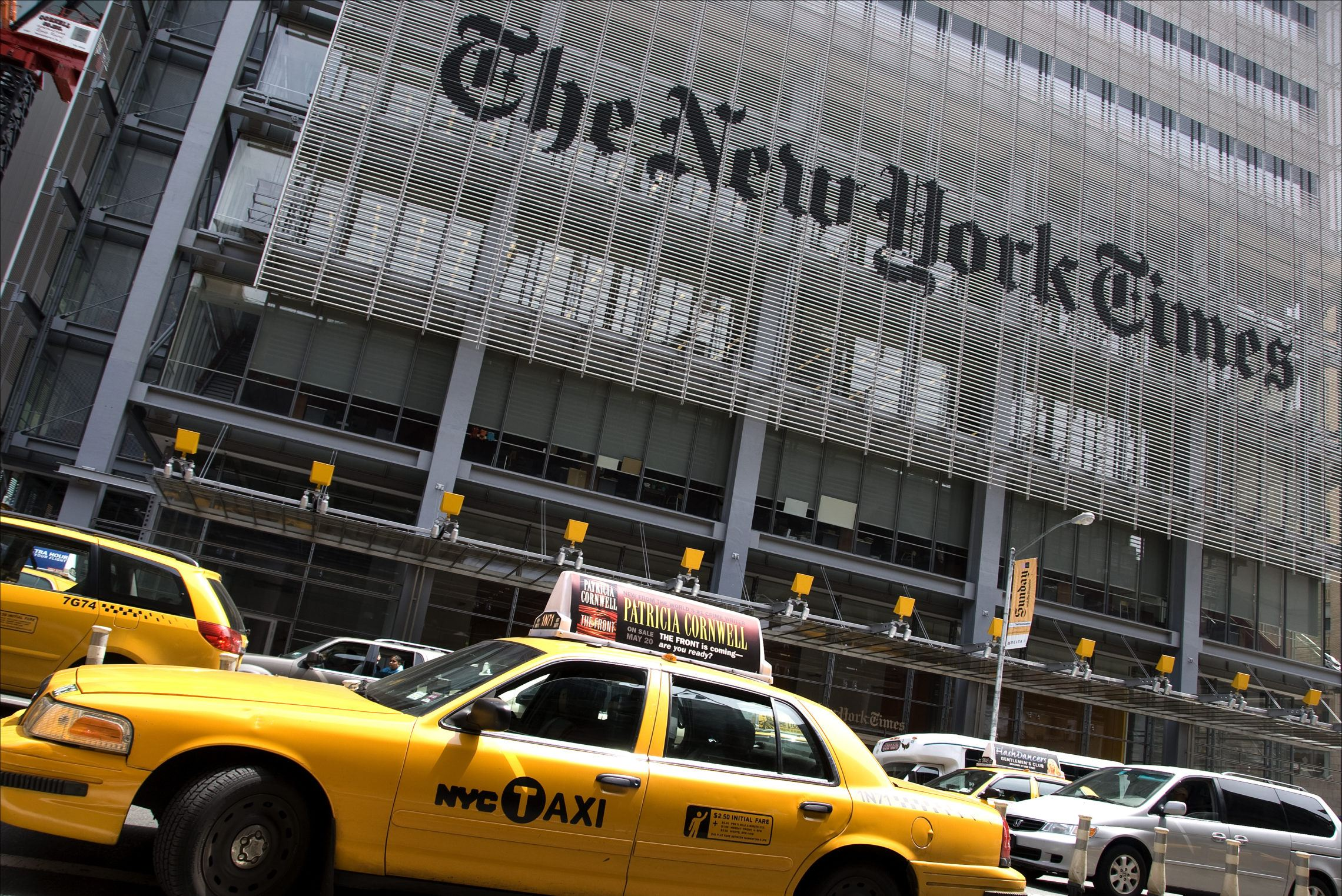 New York Times Slammed for 'Partisan Activism' as It Tries to Find New Ways to Go After Trump