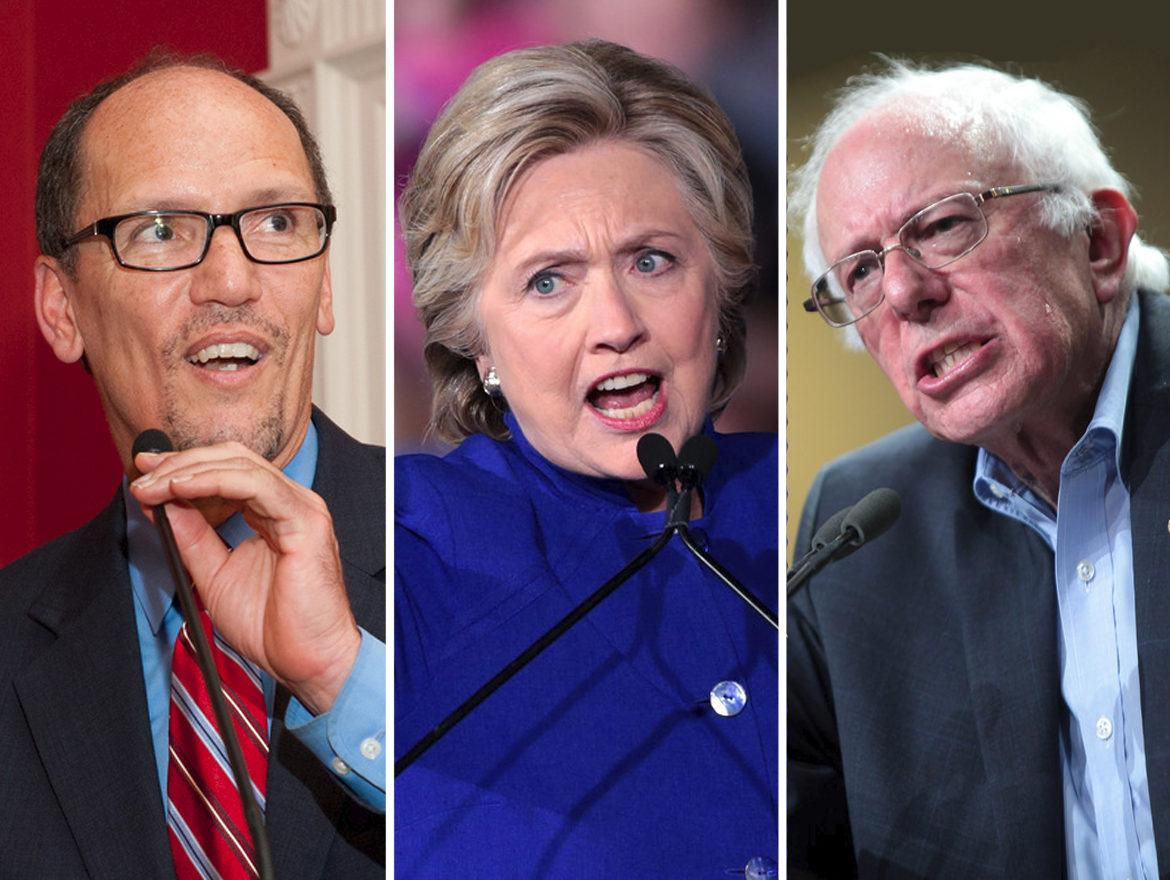 Fractured Democratic Party Struggles to Find Footing