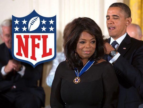 oprah nfl national anthem protest obama