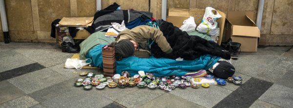 poverty homeless faith politics