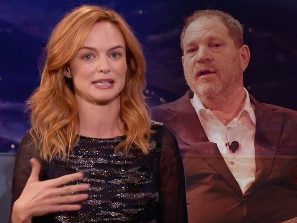 Heather Graham Movie Harvey Weinstein Sexual Abuse Scandal Hollywood