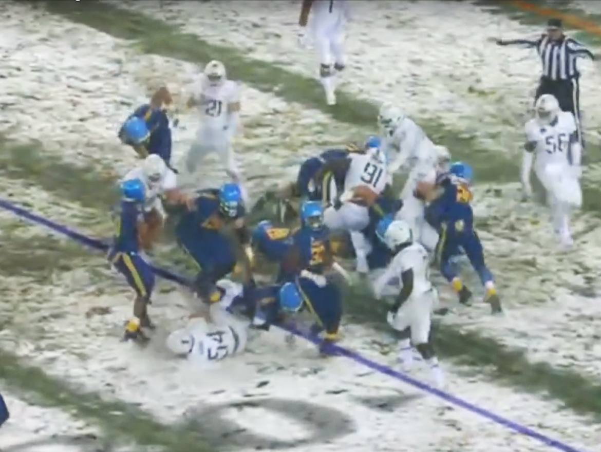 Army-Navy Game Puts National Football League to Shame