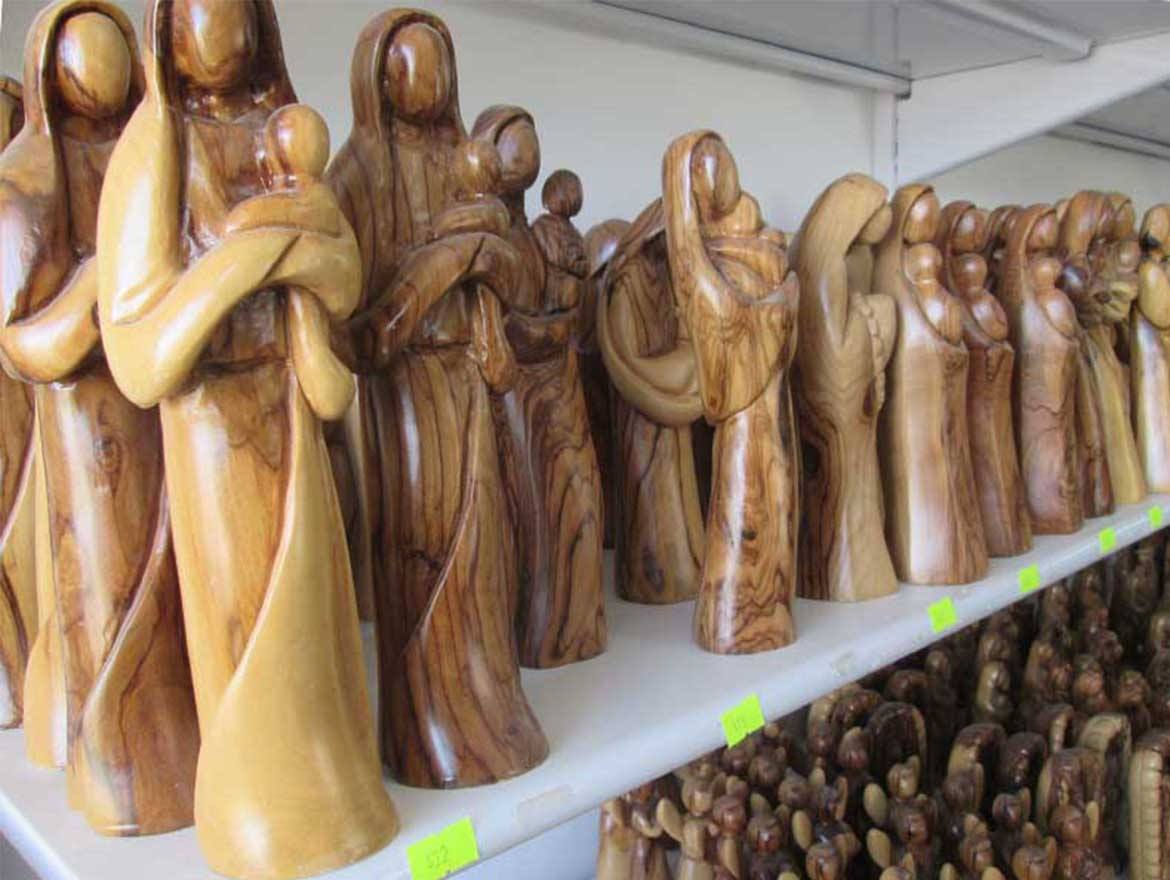 Holy Land Tradition Kept Alive By Olive Wood Artisans
