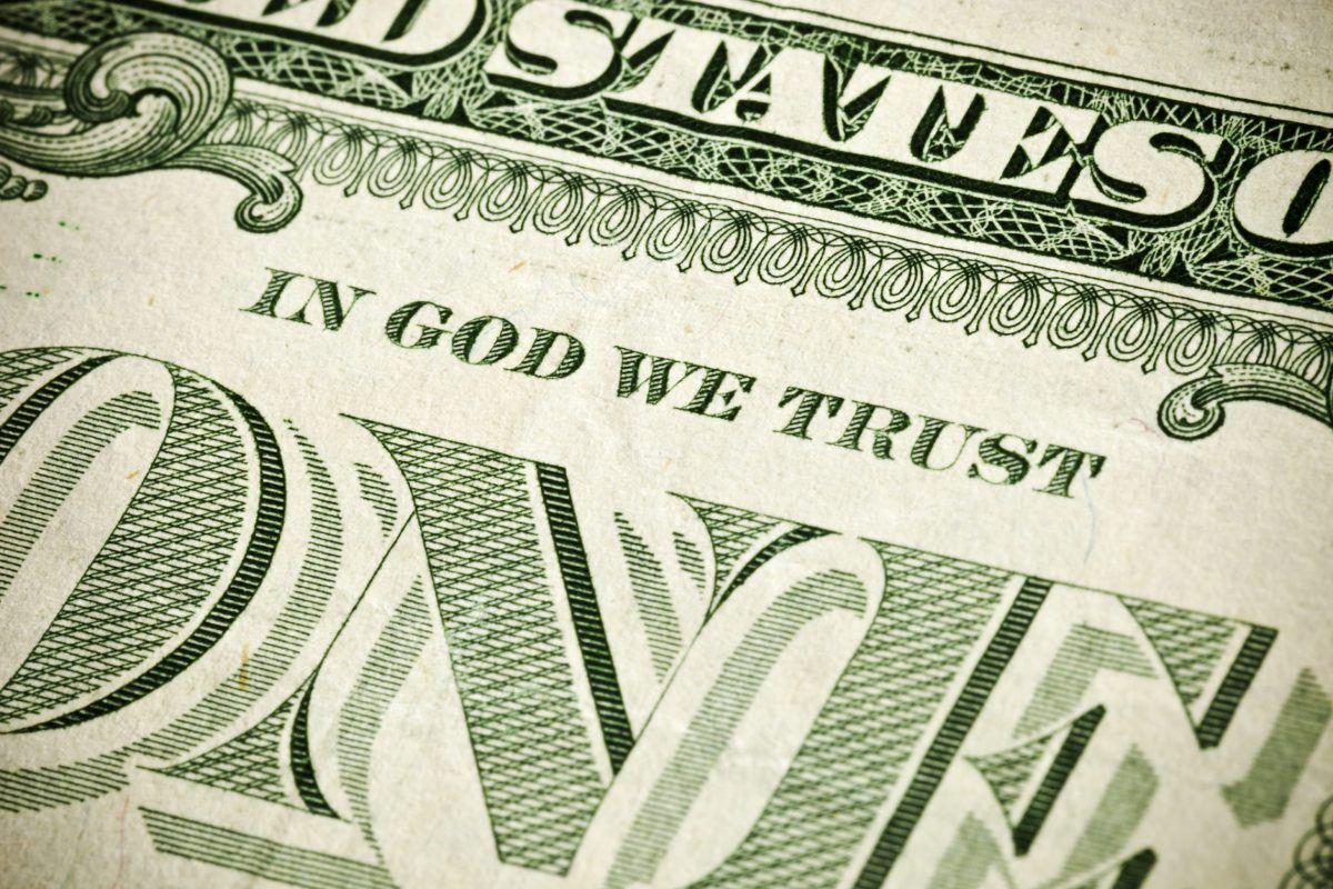 Arizona Democrat Wants to Get Rid of 'In God We Trust' License Plates