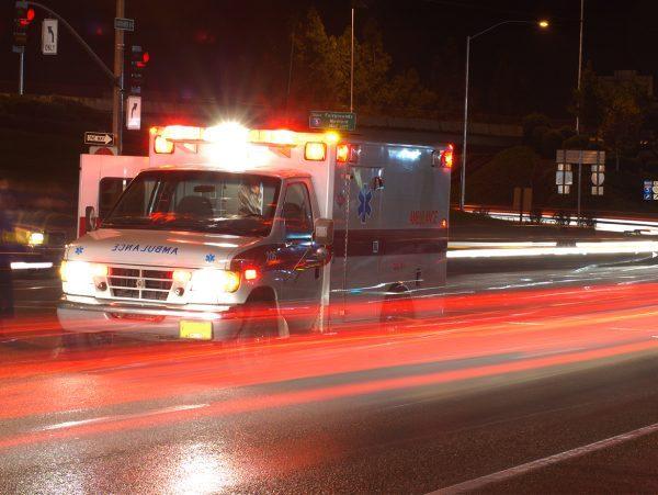 illegal immigrant kills three year old car ambulance