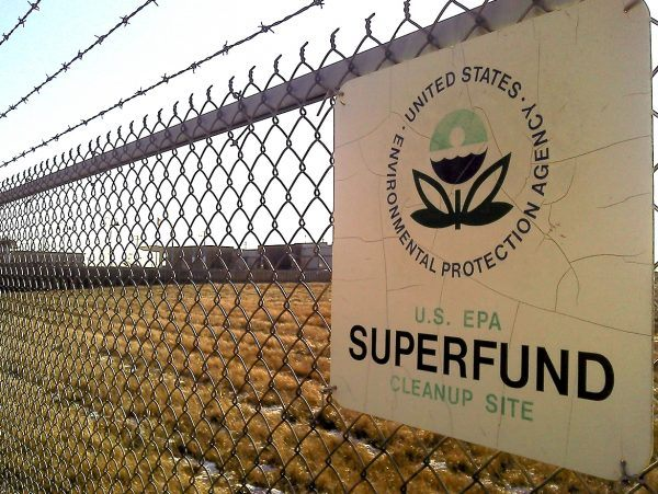superfund sites epa cleanup environmental group rescinds superfund accusation