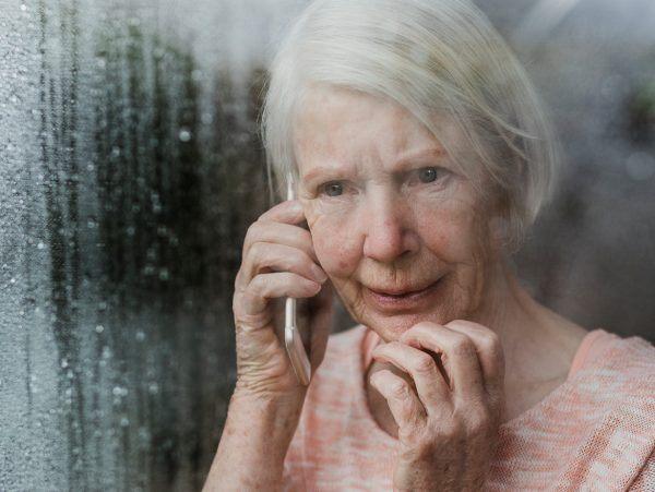 Elder Seniors Senior Citizen Abuse