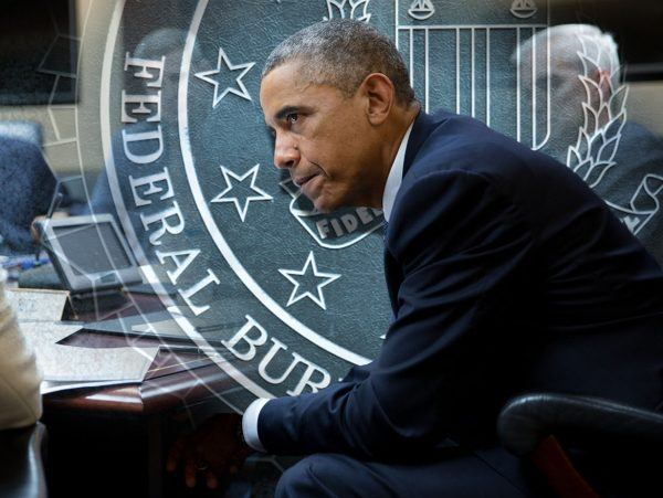 Here Are Three Scary FBI Scandal Factors You Must Know Obama Comey Clapper Brennan Rice blackmail