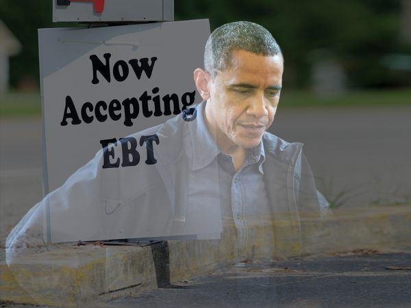 Obama SNAP EBT Food Stamps