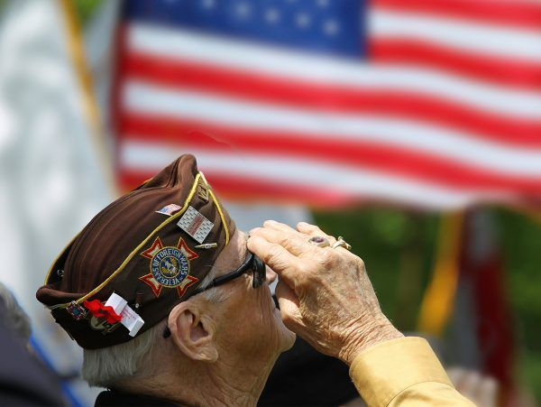 Even With Endless War, Veterans Becoming More Rare
