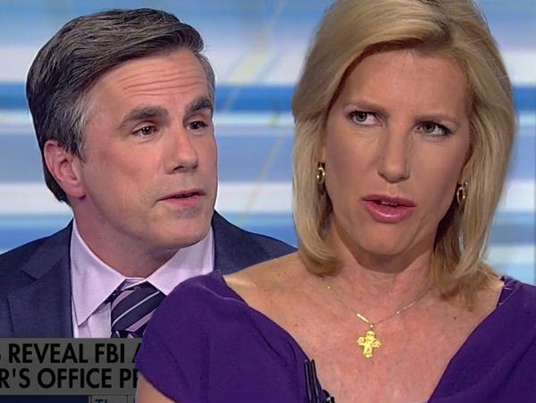 Laura Ingraham Angle Fox News Tom Fitton Emails James Comey Robert Mueller2