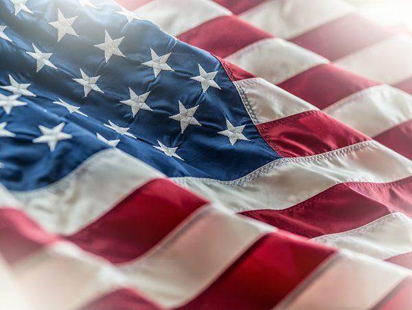 American flag stolen
