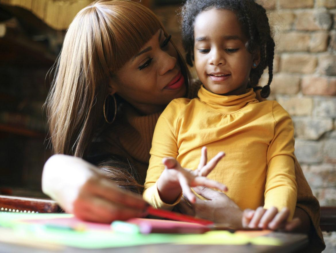 Kids Need More One-on-One Time with Mom