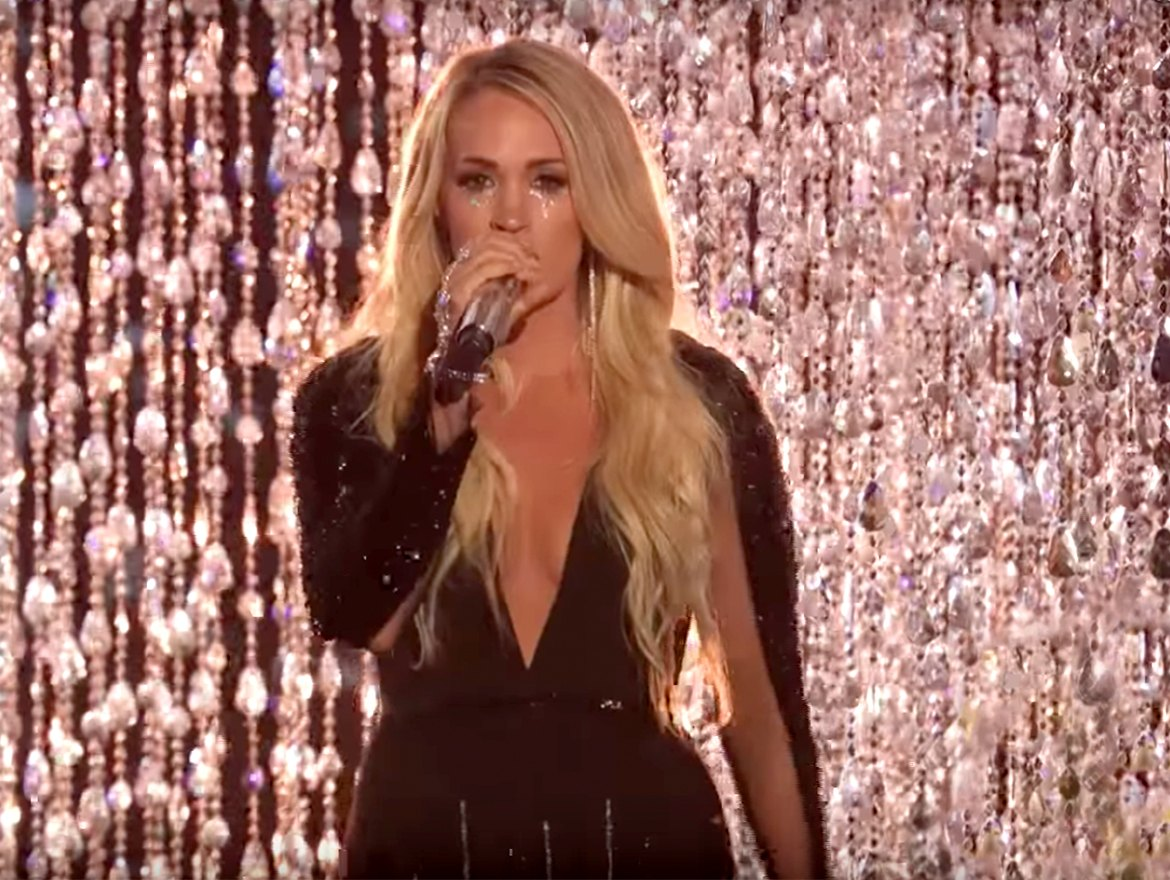 new underwood single guys Months after carrie underwood suffered an injury to her face that required  of  herself on instagram wednesday, although revealing just one side of her face  i  have seen men who have fought hard for our country and been.