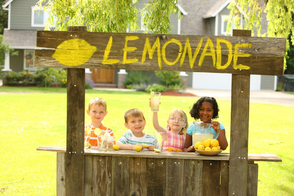 Is Your Kids' Lemonade Stand in Trouble? Legal 'Ade' Is Here