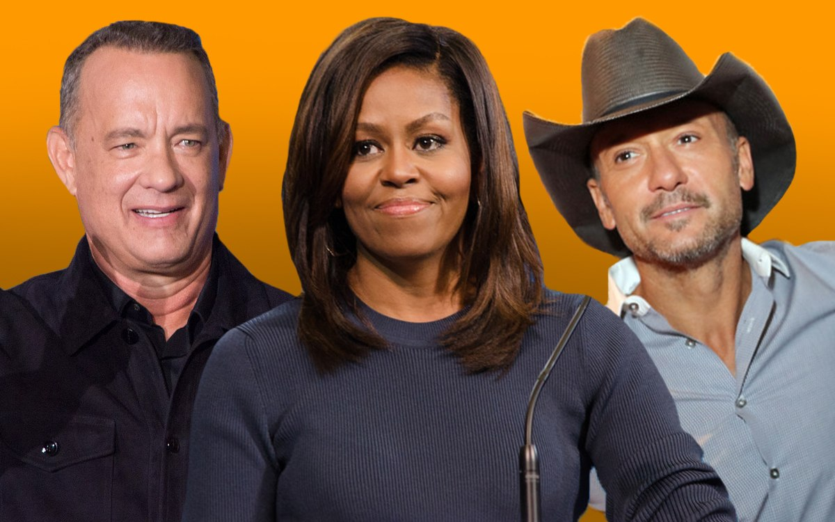 Michelle Obama Teams with Liberal Celebs for Voter Registration Campaign