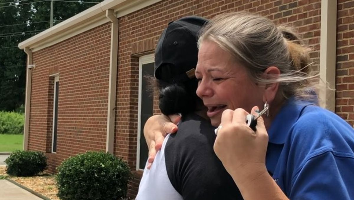 A Teacher Gets the Biggest Surprise Ever from a Student's Parents