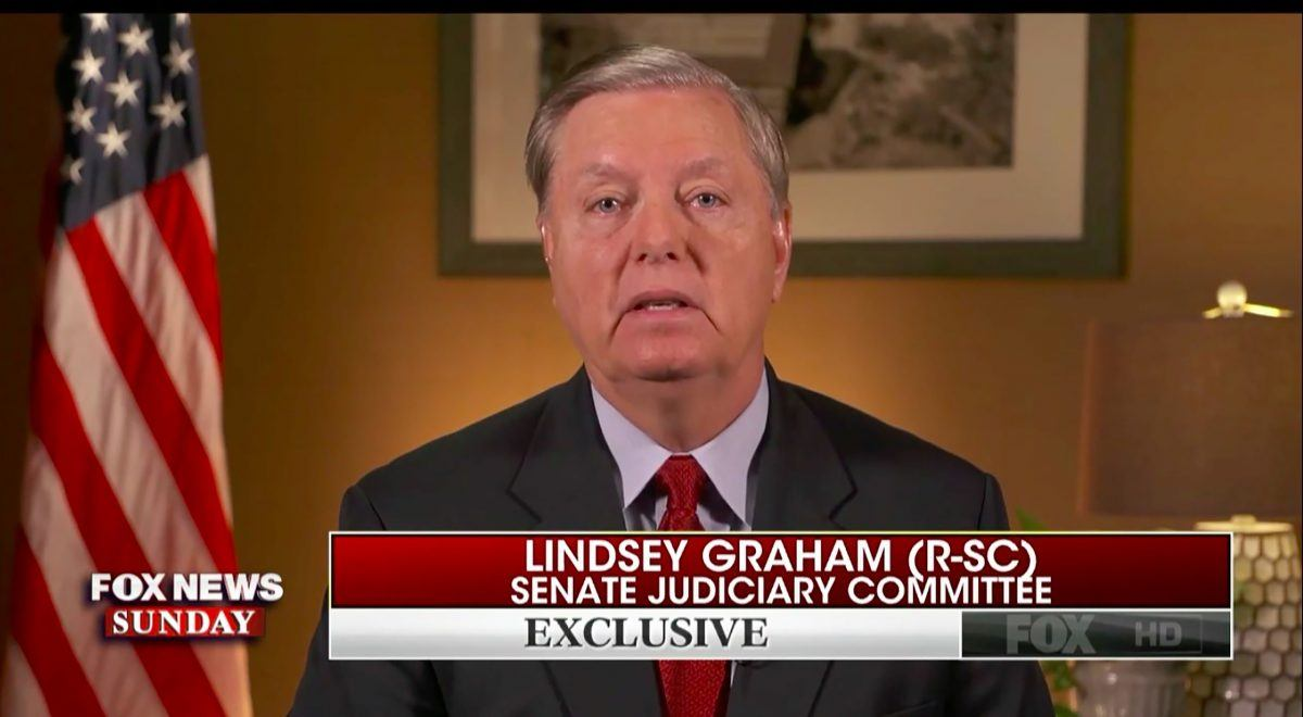 Graham Calls for Special Counsel to Probe Bruce Ohr