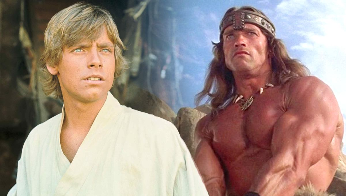 Mark Hamill Gave Some Very Bad Advice to a Young Arnold Schwarzenegger