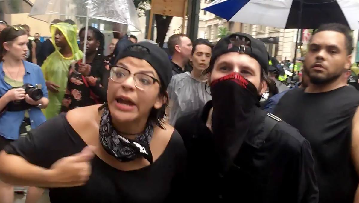 Antifa Should Be Categorized as 'Domestic Terrorists,' Say Republican Senators