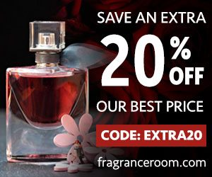 FrangranceRoom.com | Save an extra 20% Off with code EXTRA20