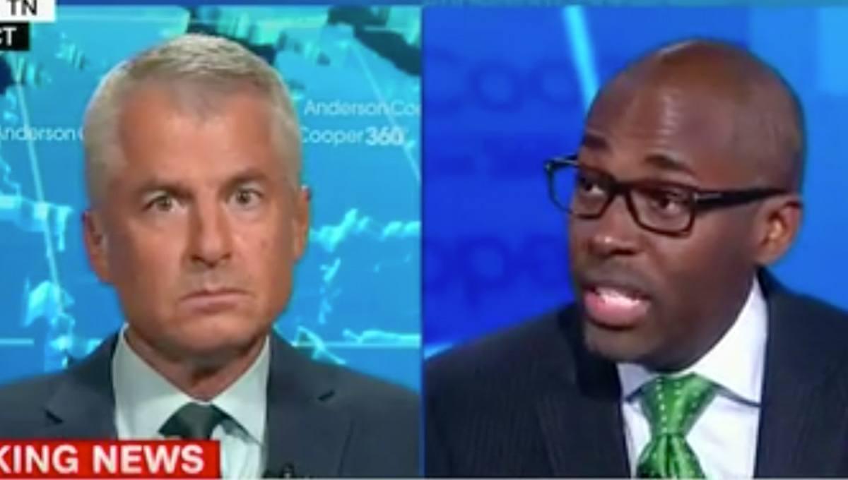 CNN Panel Descends into Mayhem After Liberal Tries to Kick Trump Supporter Off Show: 'We're Done!'