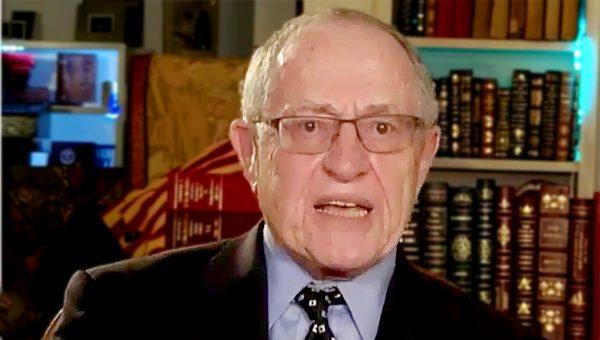 Dershowitz CNN Trump Tower