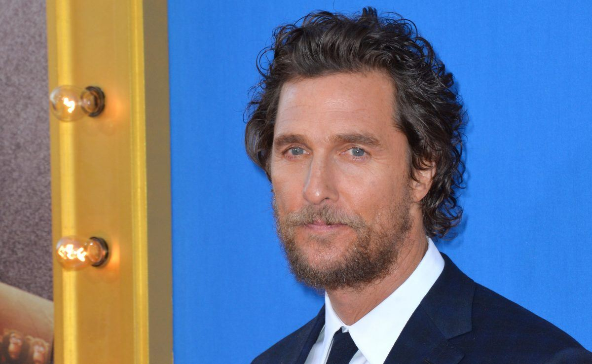 Texas Native Matthew McConaughey Is Trying to End Sex ...