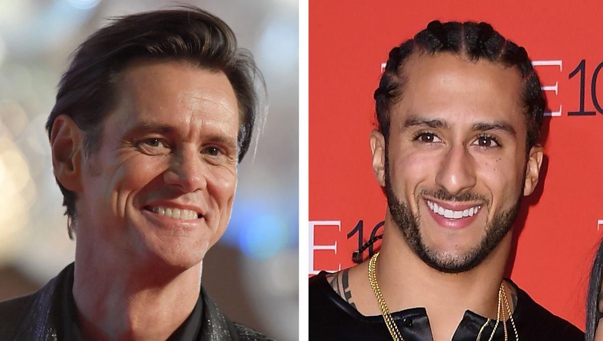 Jim Carrey Injects Himself into Nike Storm with Controversial Painting That Has Internet on Fire! Have You Seen It?