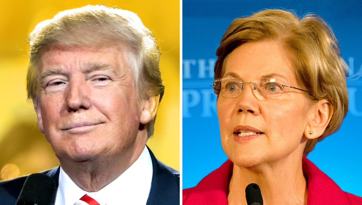 Elizabeth Warren Offers Apology at Native-American Forum