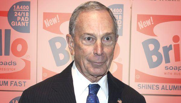 Michael Bloomberg Levi Strauss Chip Bergh
