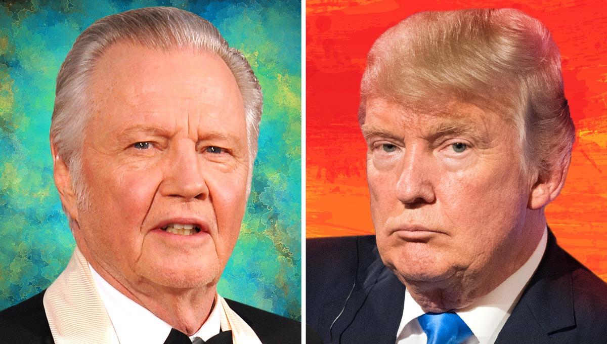 Jon Voight Says Trump Is 'Greatest President' of Century