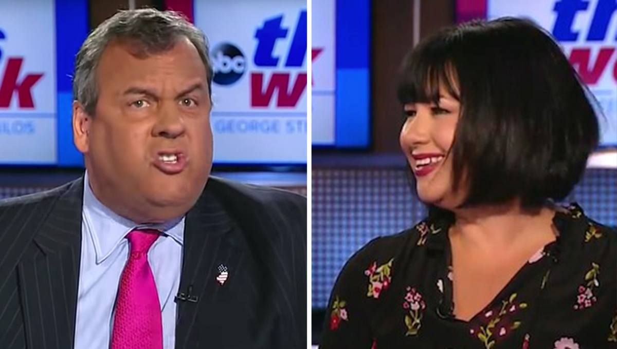 Chris Christie Slams New York Times Writer: 'You Have No Respect for the President'