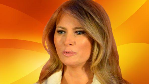 Melania slammed for 9/11 tweet