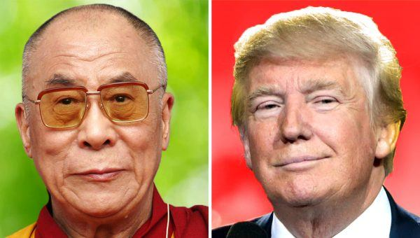 Dalai Lama immigration