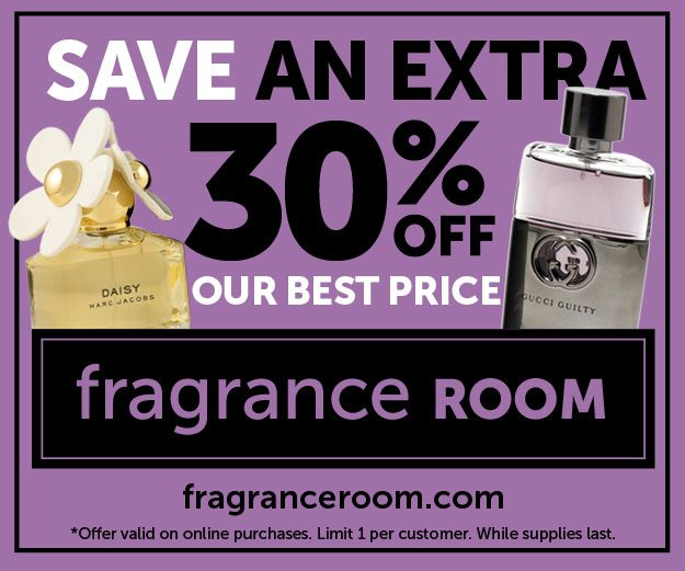 FrangranceRoom.com | Save an extra 30% off
