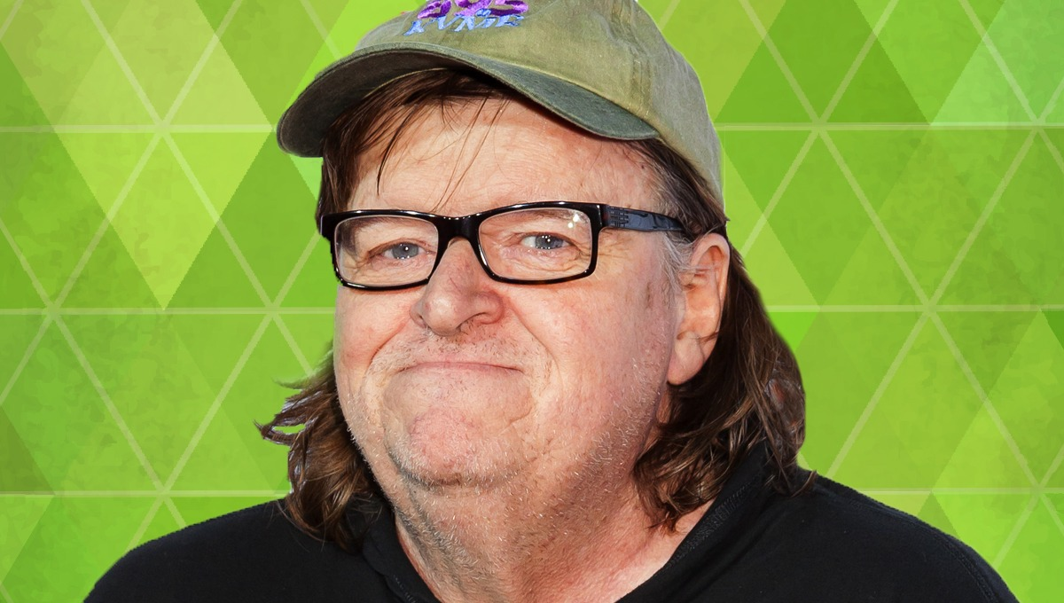 Michael Moore's Latest Words of Wisdom: He Thinks Dems Can Beat Trump by Doing This