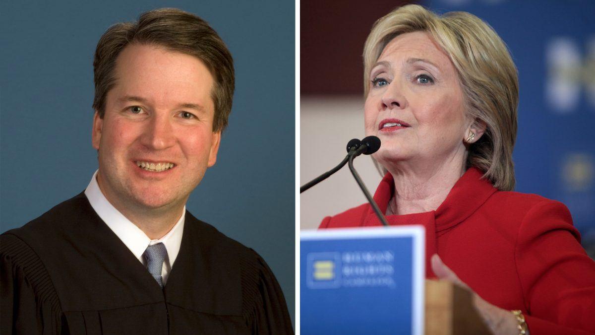Hillary Clinton Pushes for Kavanaugh FBI Investigation | LifeZette