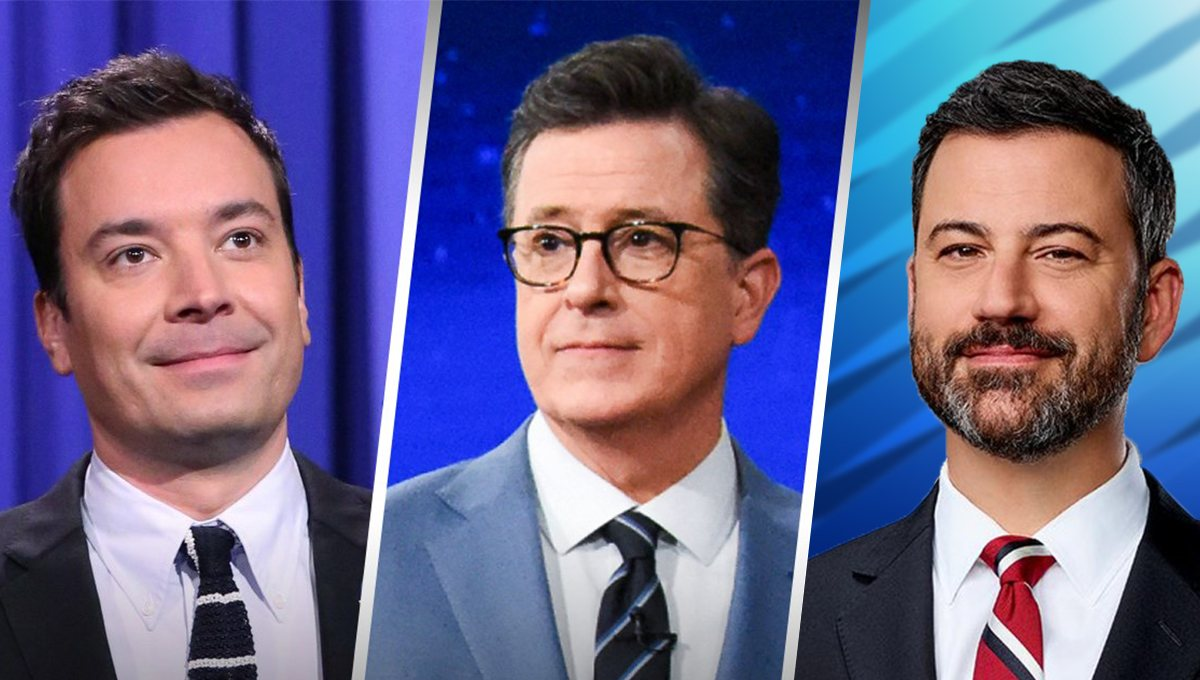 LIBERAL LOCKSTEP: Late-Night Leftist Hosts Rip FBI's Kavanaugh Investigation — Did You See What They Said?