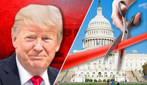 Donald Trump, Congress, red tape
