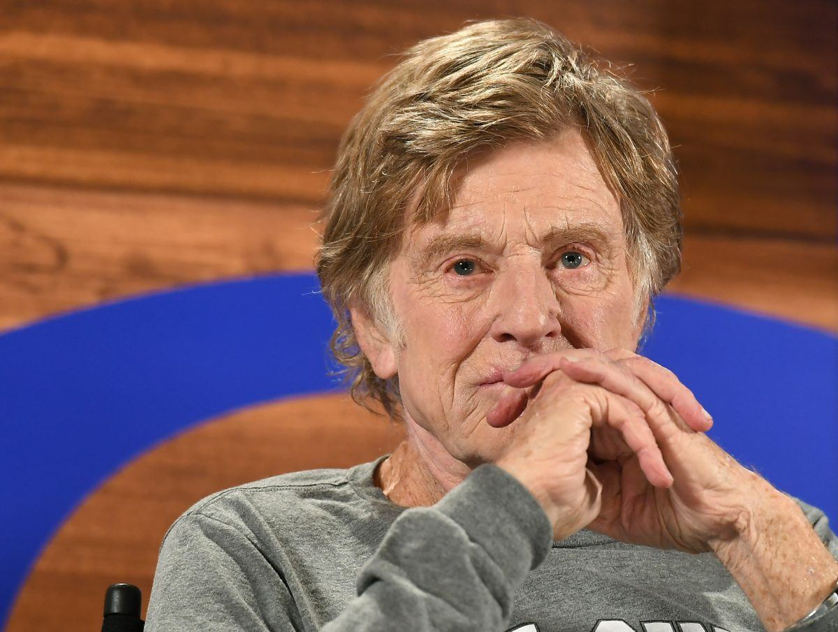 Robert Redford Admits He Never Should Have Said He Is ...