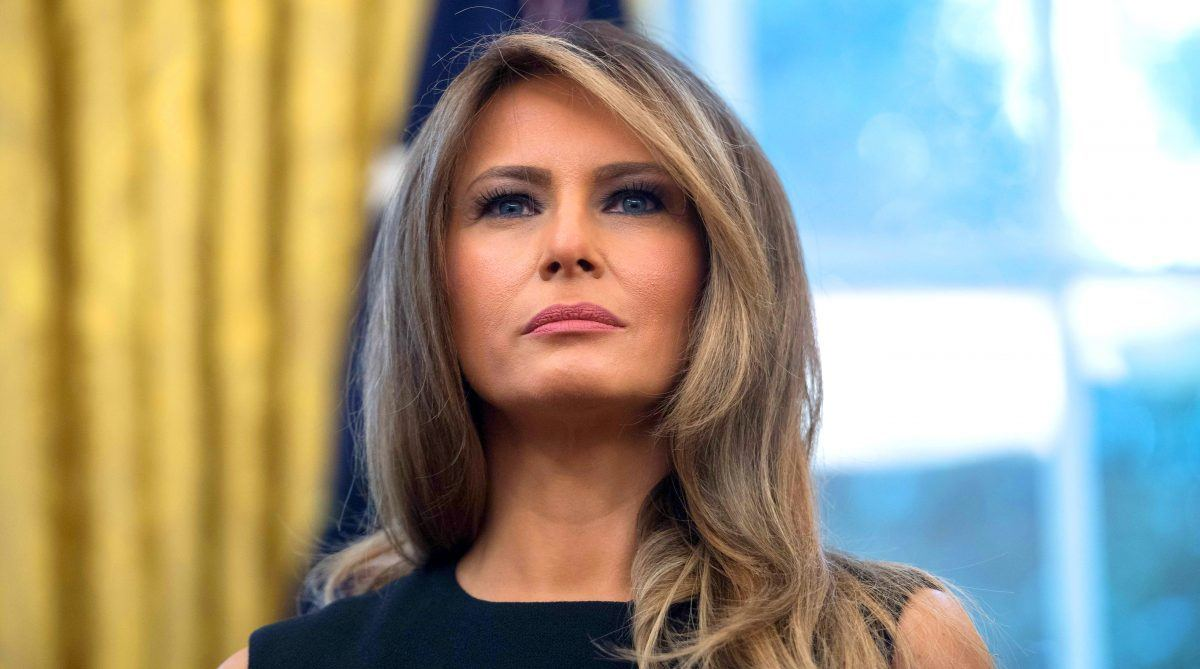Melania Trump in a Fox News Interview: 'It's Very Important' We Support Our 'Brave' Military