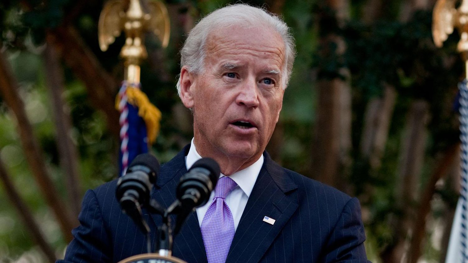 Biden, Still Considering a 2020 Run, Faces New Charges of Improper Touching