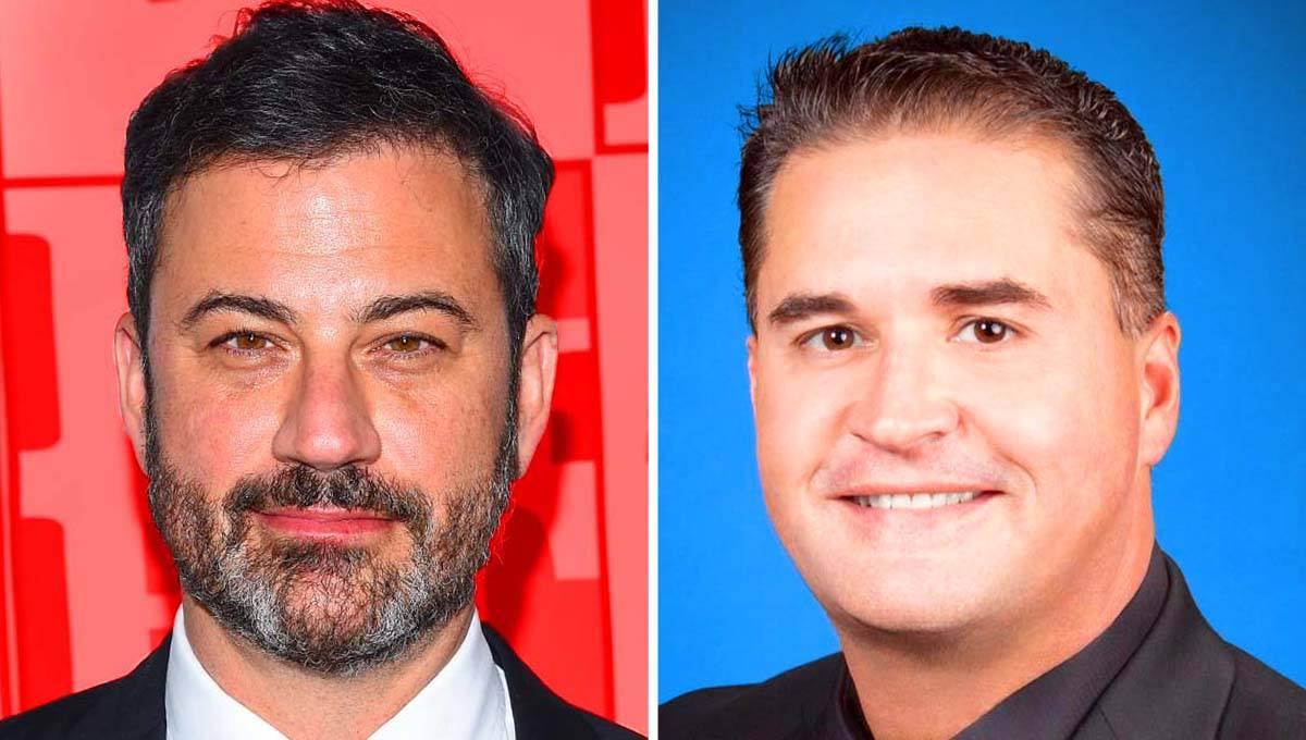 Leftist Jimmy Kimmel Endorses a Republican for Public Office