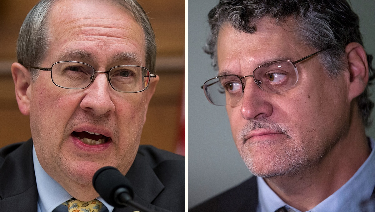 Goodlatte Blasts Simpson For Not Answering Congressional Questions