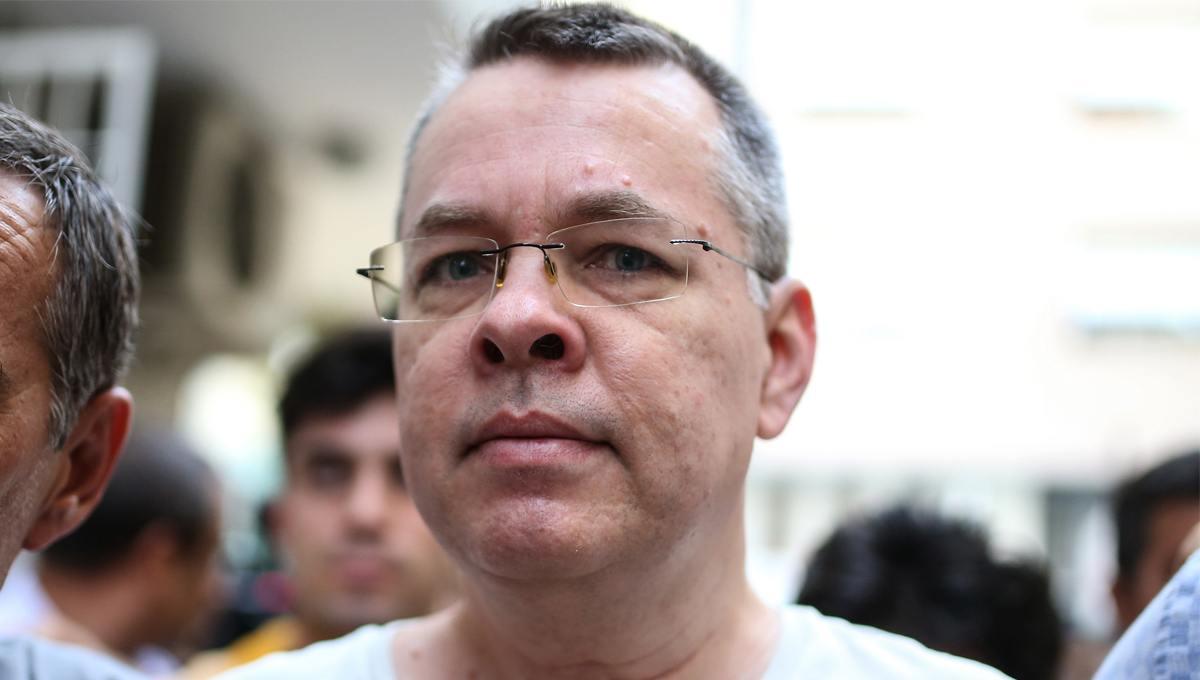 Freed Pastor Says God, Wife Got Him Through Turkish Captivity
