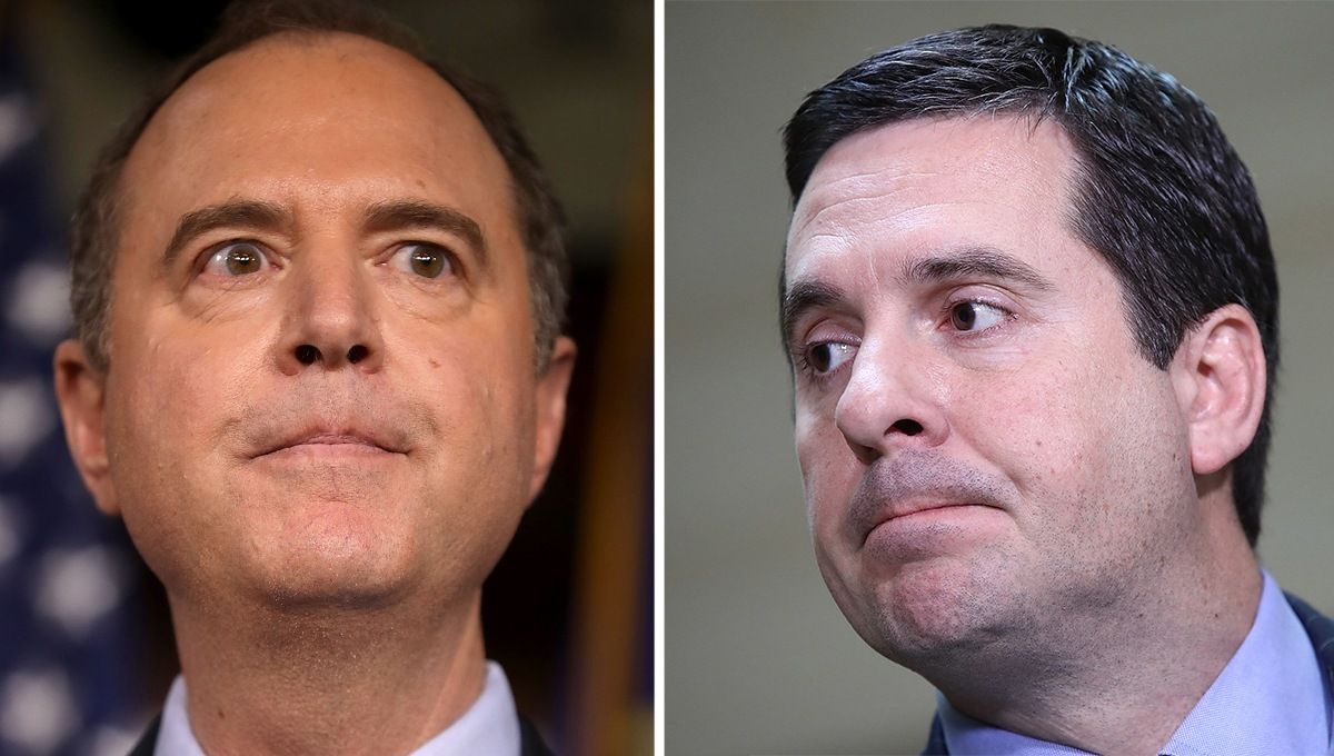 'We'll Never Know' Truth on DOJ 'Partisanship' If Schiff Chairs Intel Panel