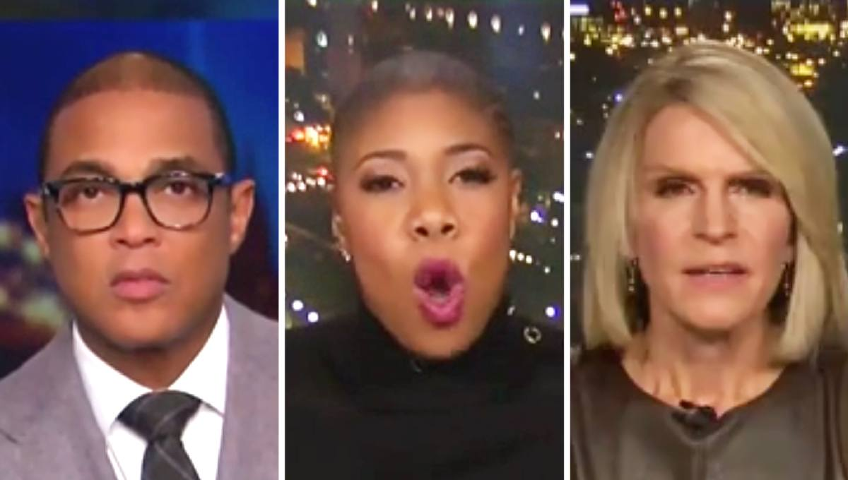 CNN's Sanders Insists Liberals Harassing GOPers Are 'One-Off Instances'
